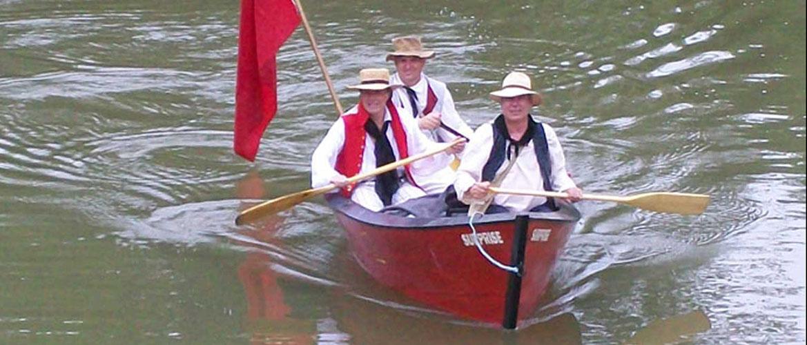 Wasaga Under Siege: River Run, 2011 - S Hancocks, P Twist, D Brunelle